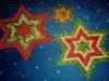 Thumbs Drei-sterne in Weihnachten