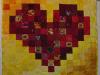 Thumbs Claudias Herz in Wandbehänge und Decken