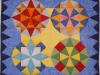Thumbs Kaleidoskop2 in Wandbehänge und Decken